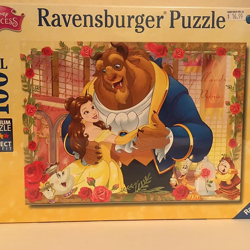 Ravensburger 100 XXL pc Puzzle, Beauty and the Beast