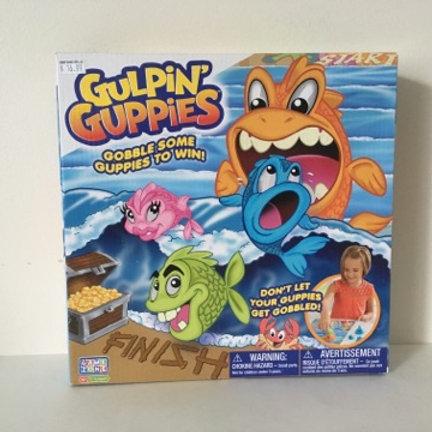 Gulpin Guppies Game
