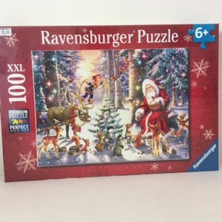 Ravensburger Christmas in the Forest Puzzle