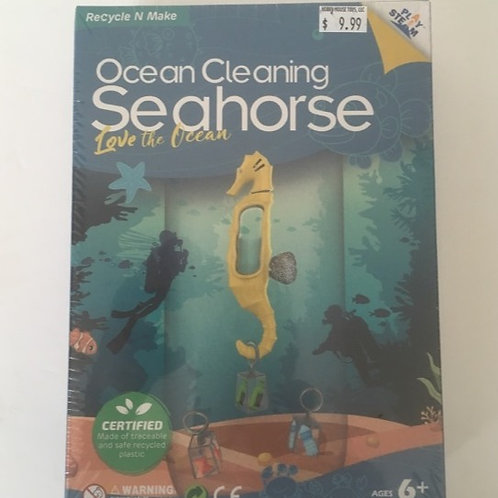 Ocean Cleaning Seahorse
