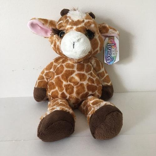 Ganz Lashoos Giraffe Plush