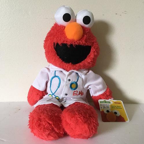 Gund Doctor Elmo Plush