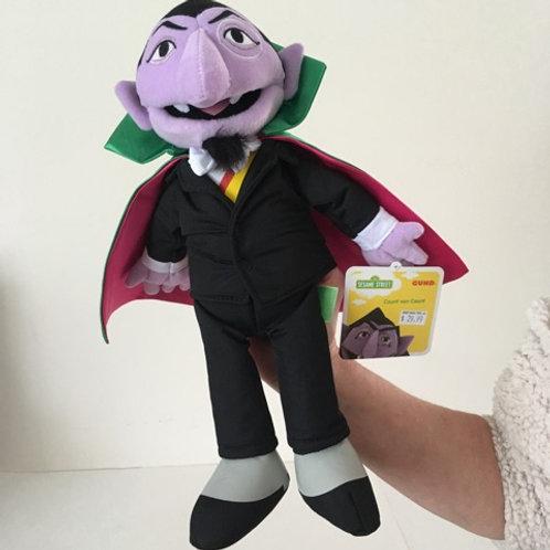 Gund Count von Count Puppet