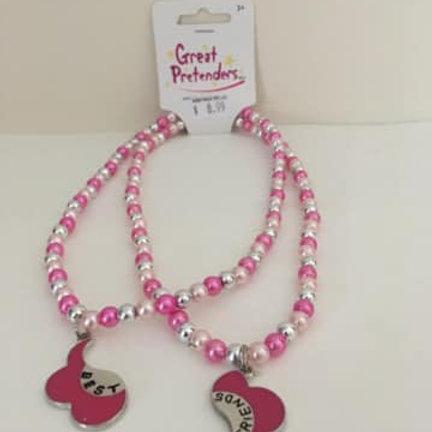 Great Pretenders Best Friends Necklaces