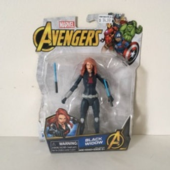 Marvel Avengers Black Widow