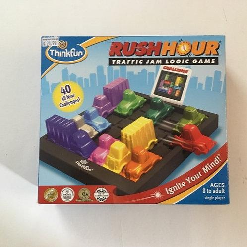 Rush Hour Traffic Logic Game