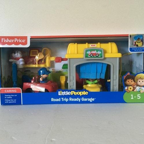 Fisher Price Little People Garage Set