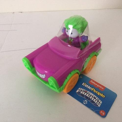 Fisher Price Little People Joker Vehicle & Figure