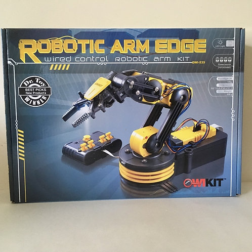 OWIKit Robotic Arm Edge - Wired
