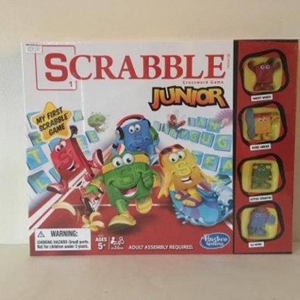 Scrabble Crossword Game Junior