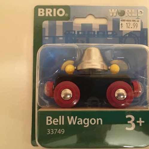 Brio Bell Wagon, #33749