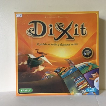 DiXit Family Game