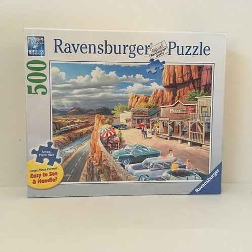 Ravensburger Scenic Overlook Puzzle