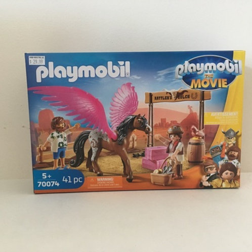 Playmobil The Movie - Rattler's Gulch
