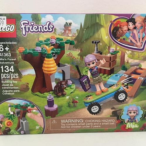 LEGO friends, Mia's Forest Adventure