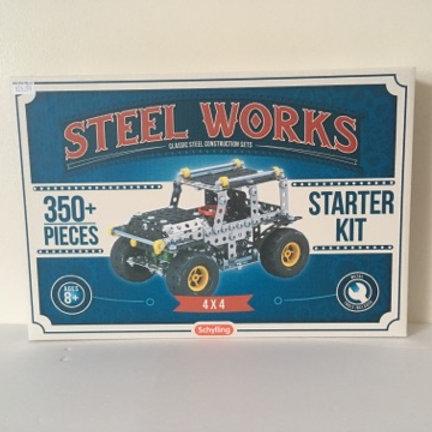 Steel Works Starter Kit