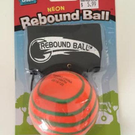 Neon Rebound Ball, orange
