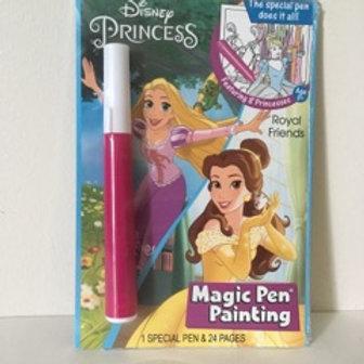 Lee Magic Pen Painting - Disney Princess Royal Friends