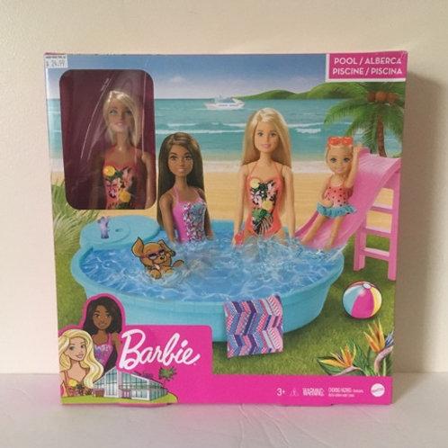 Barbie Pool Playset