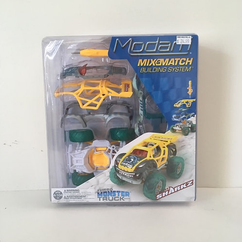 Modarri Mix & Match Building System
