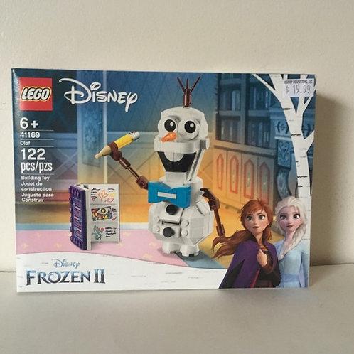 Lego Disney Frozen 2 Olaf #41169