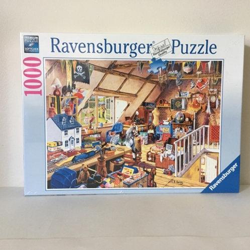 Ravensburger Grandma's Attic Puzzle
