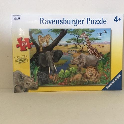 Ravensburger Safari Animals