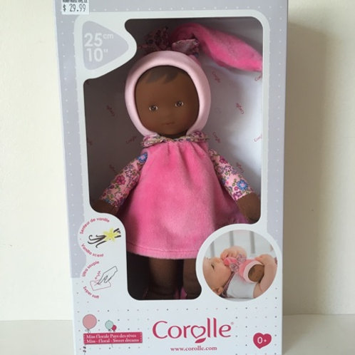 Corolle 10 inch Miss Floral Sweet Dreams Baby Doll #010060