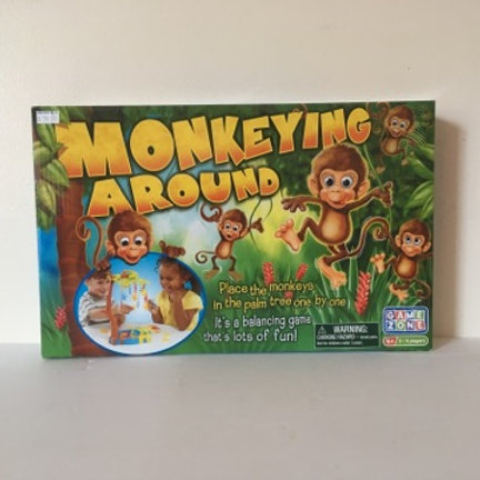 Game Zone Monkeying Around Game
