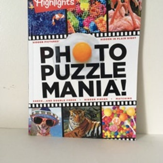 Highlights Photo Puzzle Mania