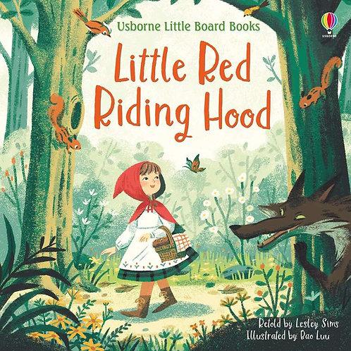 Usborne Little Board Books: Little Red Riding Hood