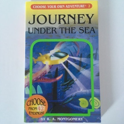 Choose Your Own Adventure - Journey Under The Sea
