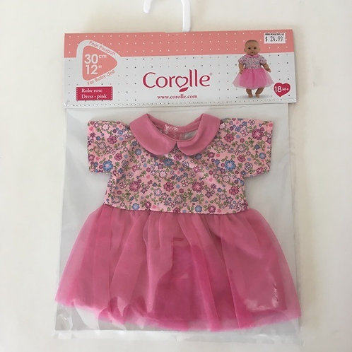 Corolle 14 inch Dress Pink #140580