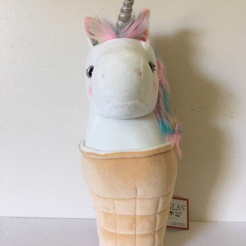 Douglas Unicorn Ice Cream Cone Macaroon #4768