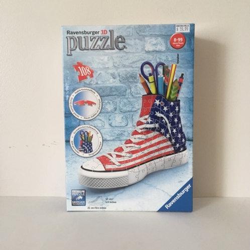 Ravensburger 3D American Sneaker Puzzle