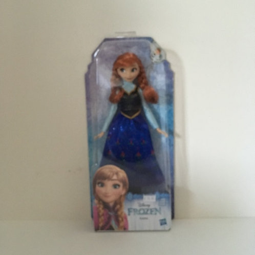 Disney Frozen Doll, Anna