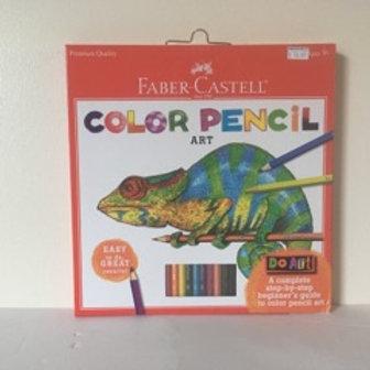 Faber Castell Color Pencil Art Set