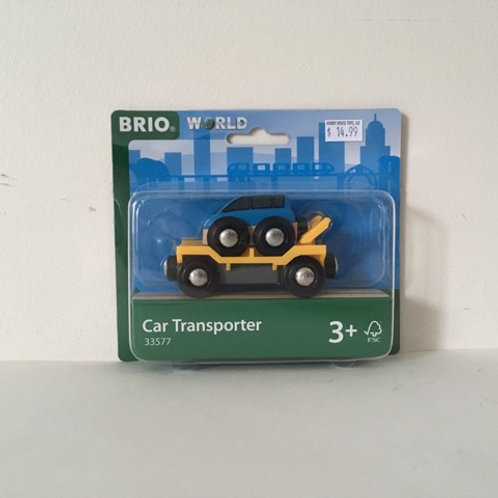 Brio World Car Transporter #33577