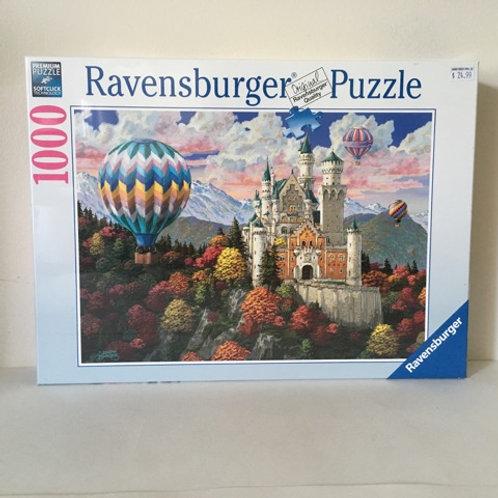 Ravensburger Neuschwanstein Daydream Puzzle