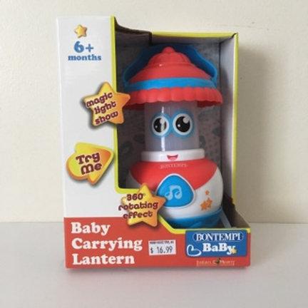 Bontempi Baby Carrying Lantern