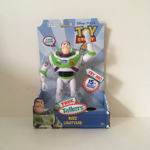 Disney Toy Story 4 Talking Buzz LightYear Figure