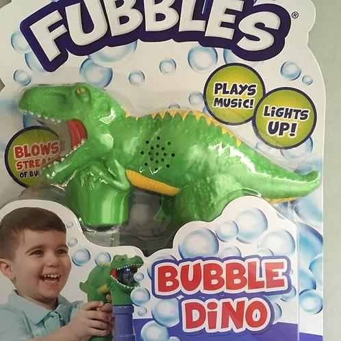 FUBBLES Bubble Dino