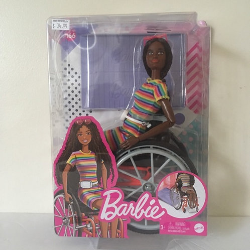 Barbie in Wheel Chair