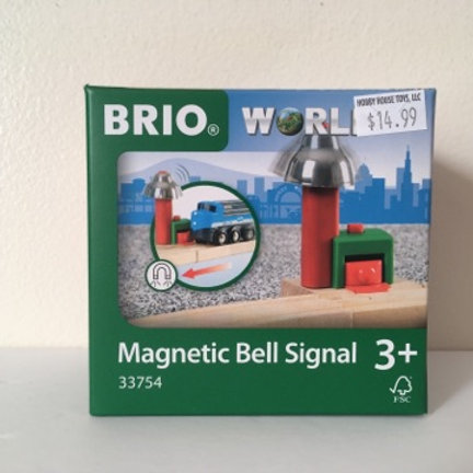 Brio World Magnetic Bell Signal #33754