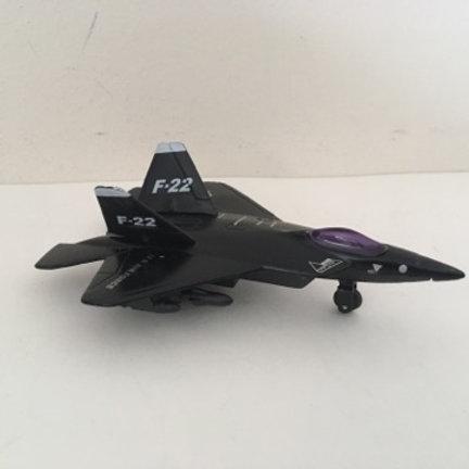 Die Cast US Air Force F-22 Jet