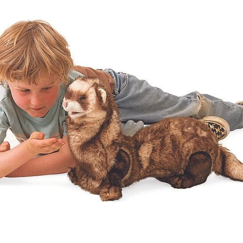 Ferret Puppet