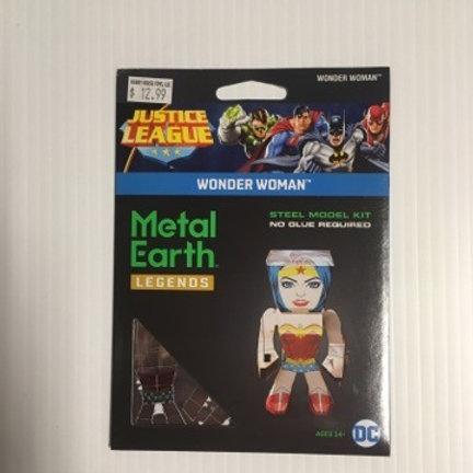 Metal Earth Wonder Woman