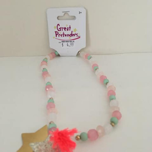 Great Pretenders Necklace, stars