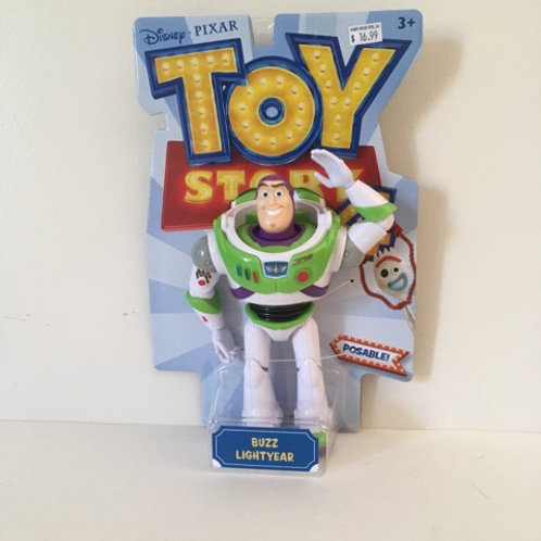 Disney Toy Story 4 Buzz LightYear Figure