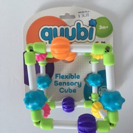 Fat Brain Quubi Flexible Sensory Cube